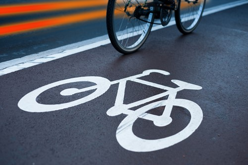 cycling safety in the dark